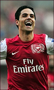 Mikel Arteta [Arsenal]