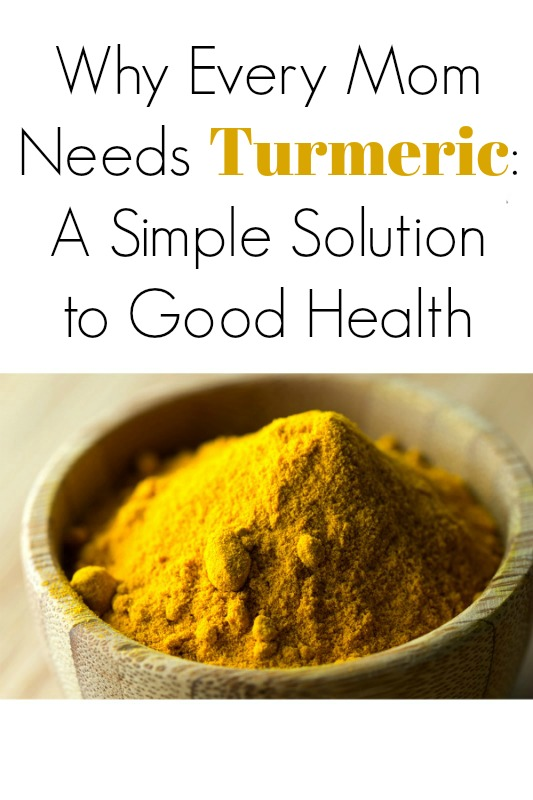 Why Turmeric is a Simple Solution for Good Health