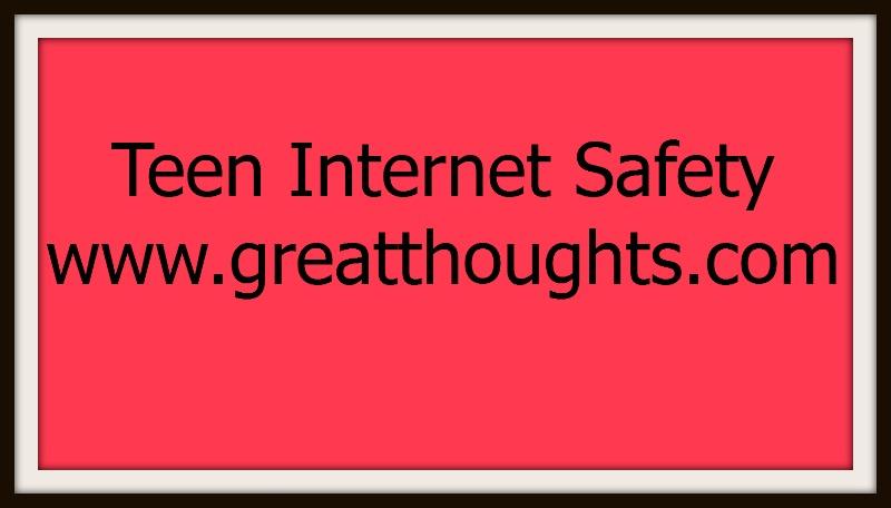 teen internet safety