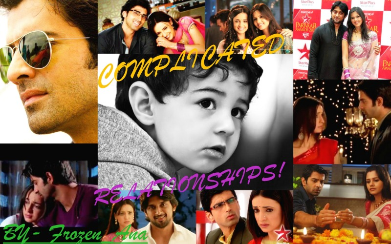 ARSHI SS: Complicated Relationships! *Chp 8* upd 25/12 'pg 32'
